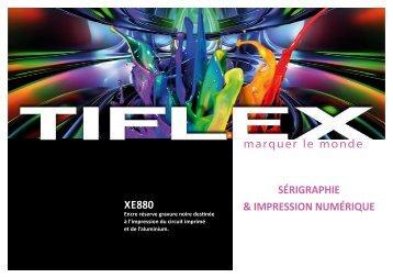 Télécharger notre fiche produit (PDF, 257 Ko) - Tiflex