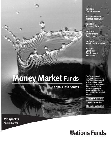 Money Market - Bank of America