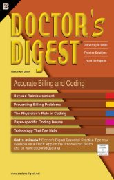 Mar/Apr 2009 ACCURATE BILLING AND CODING