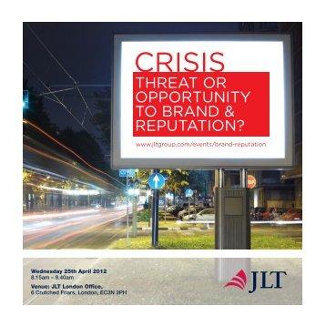 CRISIS - JLT