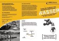 wasser - Kurve Wustrow