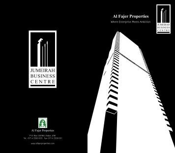 Al Fajer Properties - Jumeirah Business Center