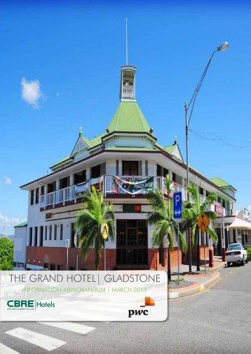 THE GRAND HOTEL| GLADSTONE - YouVu