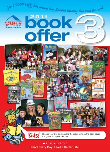 Join 100,000 Duffy  kids around New Zealand choosing their book ...