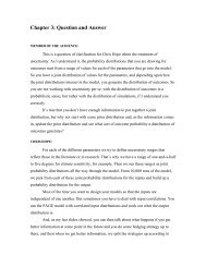 Chapter 3: Question and Answer - Yale Center for the Study of ...