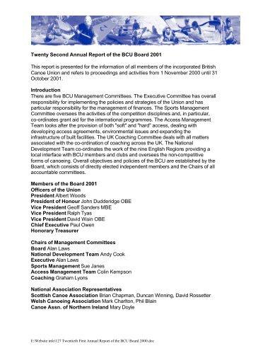 to download PDF - British Canoe Union