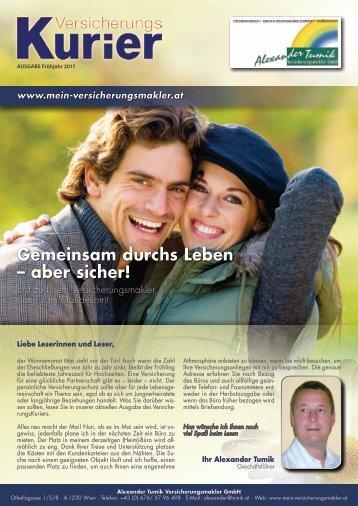 Versicherungskurier März 2011 - Alexander Tumik ...