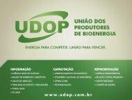 Pesquisas de Custos em Produção Industrial - Udop