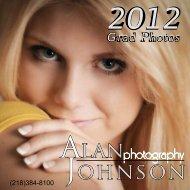 Grad Photos - Alan Johnson Photography
