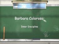 Barbara Coloroso: