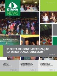 3ª FESTA DE CONFRATERNIZAÇÃO DA USINA DIANA ... - Udop