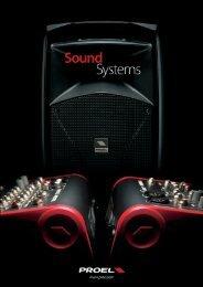 Sound Systems - Proel