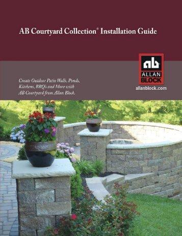 AB Courtyard Collection - Allan Block