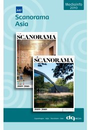 Scanorama Asia - DG Media