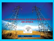 Redes de transporte em África