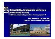 (Microsoft PowerPoint - Finka BrownfieldsAKrajinVystavy [Re\236im ...