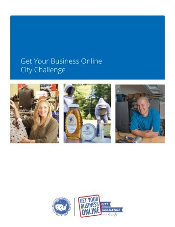 Get Your Business Online City Challenge - U.S. Conference of Mayors