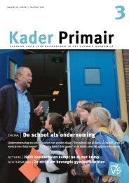 Kader Primair 3 (2010-2011) - Avs