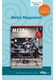 Metal Magasinet - DG Media