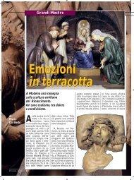 Emozioni in terracotta Emozioni in terracotta - Città Nuova Editrice