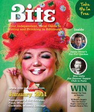 Download January 2011 - Bite Magazine