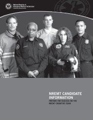 Black/White PDF - National Registry of Emergency Medical ...