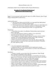 Ahlstrom Windsor Locks LLC, Procedure for Non-Routine ... - NRC
