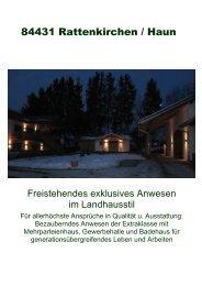 Rattenkirchen - UM Immobilien