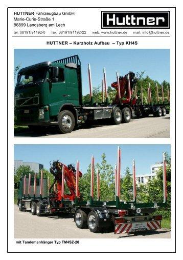 KH4S - Huttner Fahrzeugbau GmbH