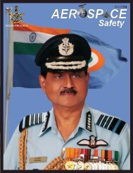 October 2011 - Indian Airforce