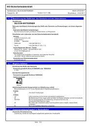 EG-Sicherheitsdatenblatt - Lugato