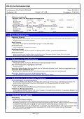 EG-Sicherheitsdatenblatt - Lugato - Page 2