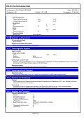 EG-Sicherheitsdatenblatt - Lugato - Page 4