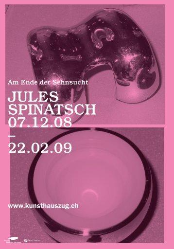 JulES SpinAtSch 07.12.08 – 22.02.09