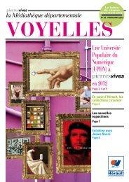 Télécharger le Voyelles N°26 printemps 2012 - pierresvives ...