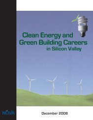 Clean Energy and Green Building Careers in Silicon - Jim Cassio