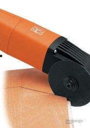 FEIN Elektrowerkzeuge mit oszillieren- dem Bewegungsablauf für ...