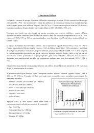 A Energia nos Edifícios No Brasil, o consumo de ... - Casa Consciente