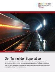 Gotthard-Basistunnel - Nemetschek - Allplan