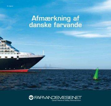Afmærkning af danske farvande - Søfartsstyrelsen