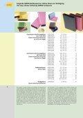 GEPRO-Gehäuse Aluminium-Kleingehäuse in zahlreichen ... - Seite 2