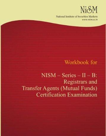 Workbook - BSE