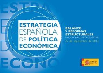 Estrategia Española de Política Económica - Marca España
