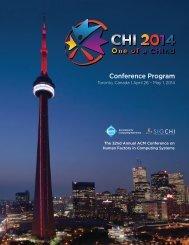 CHI2014-printed-program