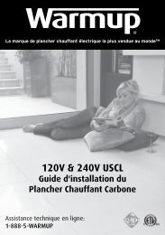 Carbon Heater Manual COVER_1Octt09.ai - Warmup