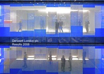 Download Presentation - Derwent London