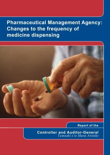 Pharmaceutical Management Agency: Changes to the frequency of ...