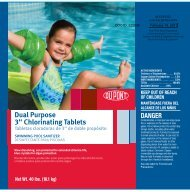 79171 0610 Dual Purpose 3in Tabs pail