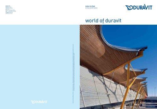 World Of Duravit International Bath