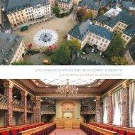 Le système politique du Grand-Duché - Luxembourg